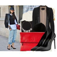 Street style, created by katijaa on Polyvore
