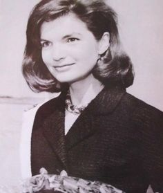 "jacqueline-the-american-queen: "" The moment when she crawled out onto the back of the open limousine in which her husband had been murdered was the first and last time the American people would see Jacqueline Bouvier Kennedy Onassis crawl… She was..."