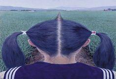 Stunning optical illusion photography