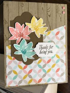 MFTWSC326 Avant Thanks by mfb - Cards and Paper Crafts at Splitcoaststampers