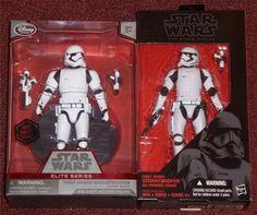 https://flic.kr/p/ykSmYt Frist Order Trooper - Comparison Disney - Star Wars Elite Series First Order Stormtrooper Hasbro - Black Series First Order Stormtrooper