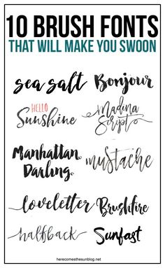 Learn how to pair fonts together to make your designs amazing!