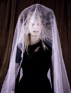 Julia Nobis by Ben Toms for Dazed & Confused