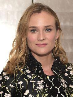"""""""Brond"""" ist die perfekte Haarfarbe für die Übergangszeit: Diane Kruger"""