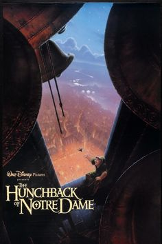 The hunchback of notre dame original theatre poster