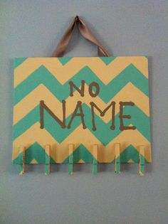 The No Name Board