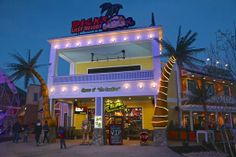 Dicks Last Resort opens today at The Island in Pigeon Forge!  www.islandinpigeonforge.com
