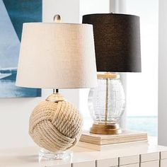 Nautical Portland Lamp