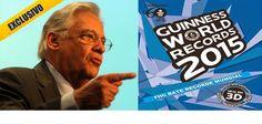 BLOG DO IRINEU MESSIAS: FHC no Guinness o livro de recordes