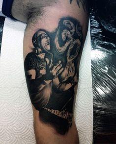 Dj music tattoo with om smoke rising mens inner arm tattoo Inner Arm Tattoos, Arm Tattoos For Women, Om Tattoo Design, Tattoo Designs Men, Symbolic Tattoos, Unique Tattoos, Head Tattoos, Om Tattoos, Tatoos
