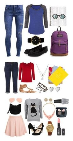 """Back to school"" by geoff-no on Polyvore"