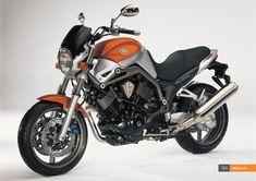 This is what i ride: Yamaha BT 1100 (Bulldog)
