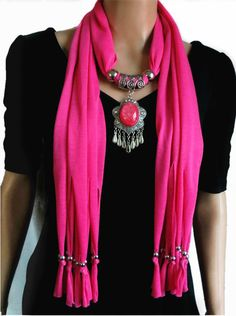 New Charms winter Scarf Necklaces tassel bead Vintage national Pendant scarf Necklaces Women Scarf Necklaces Jewelry Wholesale-in Scarves from Women's Clothing & Accessories on Aliexpress.com   Alibaba Group