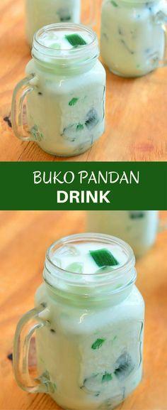 Buko Pandan Drink wi