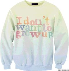 Don't it's a trap sweater Old T Shirts, Cute Shirts, Mix Style, Cool Style, Diy Sweatshirt, Graphic Sweatshirt, Cool Outfits, Casual Outfits, Sweater Jacket