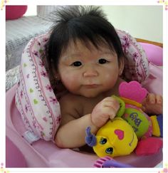 silicone+baby+dolls | solid silicone full body baby doll naomi mei by vikki ebbeling | naomi ...