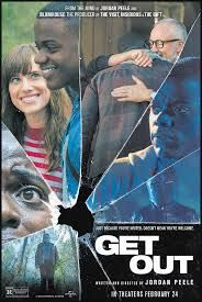 Jordan Peele is a GENIUS! This thriller is so raw & horrifyingly brilliant!! #GetOutMovie #GetOutOfThatSunkenPlace
