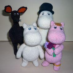 Diy Crochet, Crochet Dolls, Crochet Baby, Handmade Toys, Handmade Art, Mini Cafe, Crochet Animals, Craft Tutorials, Diy And Crafts