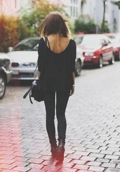 Beautiful black outfit