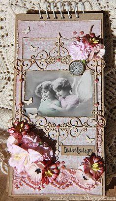GDT hos Live & Love Crafts, by Wenche, fødselsdagskalender, calendar