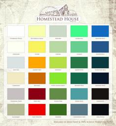 Homestead House Paint Company - Toronto Ontario Canada
