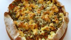 Пирог с рукколой, тыквой и адыгейским сыром. Пошаговый рецепт с фото на Gastronom.ru