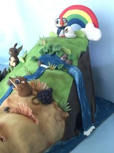 We celebrated Katie's 5th birthday this weekend with a Puffin Rock-themed pool party. Not many of our friends know the show or its characte...