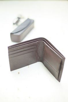 Your place to buy and sell all things handmade Brown Texture, Brown Wallet, Leather Wallet, Great Gifts, Buy And Sell, Handmade, Stuff To Buy, Hand Made, Amazing Gifts