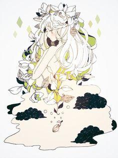 Imagen de art, anime, and manga