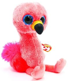 Gilda the Pink Flamingo. New 2017 Release. Beanie Boos. My Orders are confirmed for these with my TY supplier and should be arriving next week. | eBay!