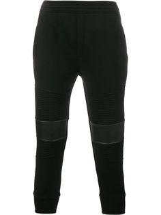 NEIL BARRETT Biker Style Track Pants. #neilbarrett #cloth #pants