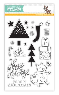 December Card Kit stamp! So excited about this one!
