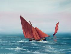Cathal O Malley (©2014 cathalomalley.com) traditional; irish fishing boats made in galway  ireland