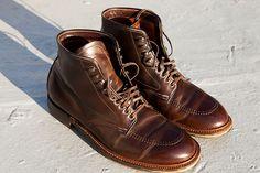 Alden Indy shop of San Francisco Men's Shoes, Shoe Boots, Dress Shoes, Alden Cordovan, Alden Indy, Alden Boots, Gloves Fashion, Autumn Winter Fashion, Winter Style