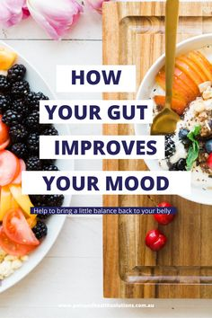 Did you know that what you eat can have a direct impact on how you feel? Read on to learn more from an expert in the field. Anti Oxidant Foods, Anti Inflammatory Recipes, Gut Health, Health And Wellness, Holistic Wellness, Holistic Approach To Health, Body Of Evidence, Mental Health Support, Healthy Living Tips