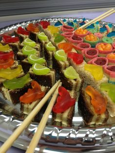 Candy sushi. beenthereboughtthat | Tumblr