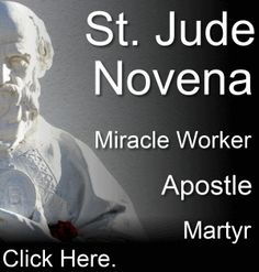 St Jude Novena, sign up and get email reminders to do it for 7 days. Pray for our country and for jobs!