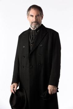 "Penny Dreadful S3 Timothy Dalton as ""Sir Malcolm Murray"""
