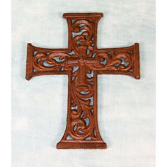 7 PC Decorative Wall Crosses Rustic Christian Western Church Religious Decor--Set #3, FREE CROSS MONEY CLIP WITH PURCHASE--TO SEE MORE OF MY CROSS SETS CLICK ON TEXAS CREATIONS LINK BELOW: Amazon.com: Home & Kitchen