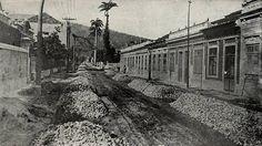 Botafogo, rua Dona Mariana, década de 1920.