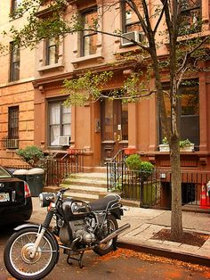 NYC. East Village  by Vivienne Gucwa, via Flickr