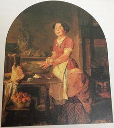 Lilly Martin Spencer, Mid 19th Century