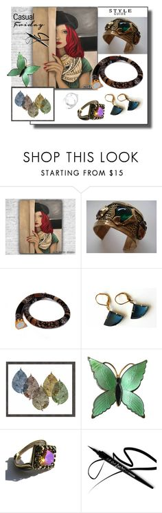 """""""Friday!"""" by colchico ❤ liked on Polyvore featuring vintage"""