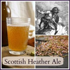 A 1 gallon batch.Scottish Heather Ale, from Game of Brews Brewing Recipes, Homebrew Recipes, Beer Recipes, Mead Recipe, Ale Recipe, Beer Brewing, Home Brewing, Honey Mead, How To Make Mead