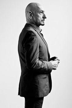 Ben Kingsley (photo by Adam Fedderly)