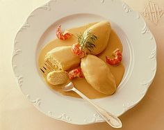 Quenelle - one of my top favourite foods