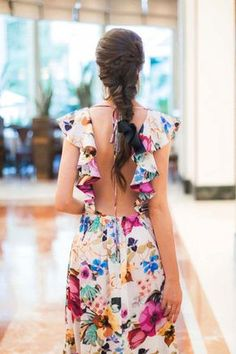 Latest Women Dresses Fashion Outfit Ideas For 2019 Mode Kpop, Summer Outfits, Summer Dresses, Outfit Trends, Outfit Ideas, Lovely Dresses, Dream Dress, Women's Fashion Dresses, Dress To Impress