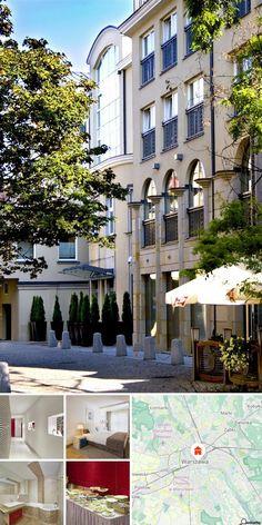 Cet hôtel d'appartements est situé dans un très beau quartier, chic et huppé, dans le centre-ville. Chmielna est un quartier à l'architecture séduisante, dont nombre de bâtiments ont été admirablement rénovés pour leur rendre leur splendeur d'antan. La célèbre rue Nowy Swiat est à seulement 100 m de l'hôtel, tandis que la vieille ville historique de Varsovie est facilement accessible à pied. Les clients séjourneront à seulement 200 m de la station de métro la plus proche, ainsi que des…