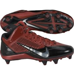 0c4fd5856 Nike Men s Alpha Pro D Mid Football Cleat - Dick s Sporting Goods Football  Cleats