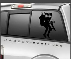 Addicts Spy Band Decal - Music Band Stickers - Rock Band Vinyl decals